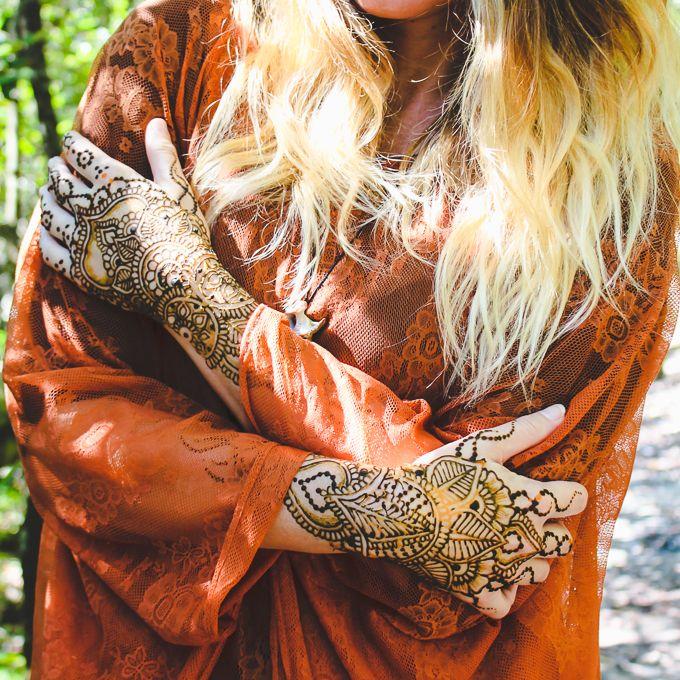 Henna Designs Horse