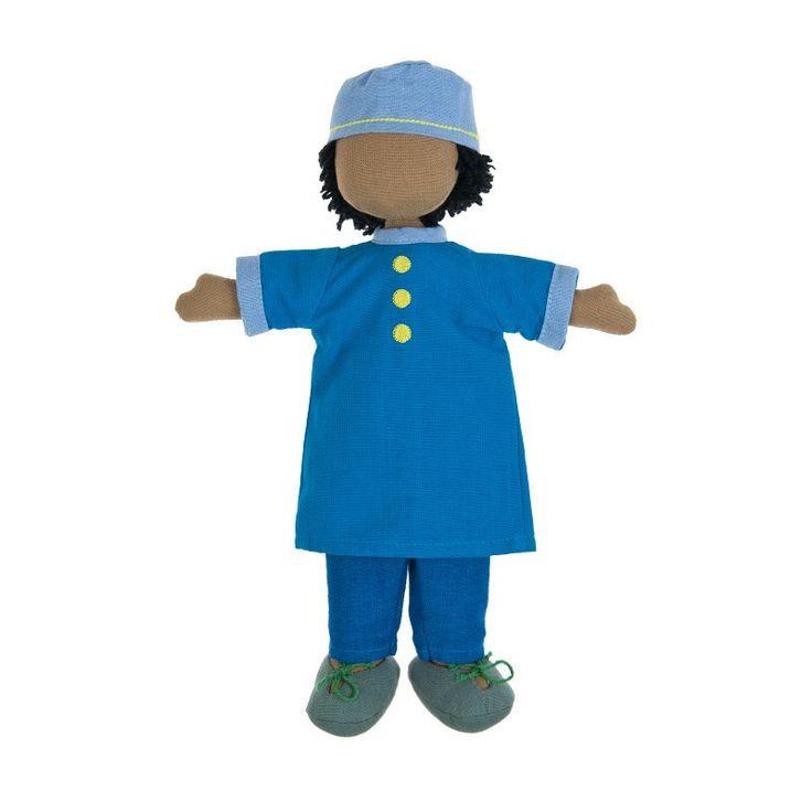 Black Muslim doll, Islamic doll, kufi doll, Muslim prayer doll, Muslim boy doll, kufi doll, prayer rug doll, ramadan doll, eid gift by MuslimToysAndDollsCo on Etsy https://www.etsy.com/listing/199650555/black-muslim-doll-islamic-doll-kufi-doll