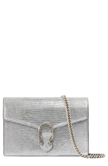 f7231502db Gucci Dionysus Genuine Lizardskin Clutch | Women's Designer Clutch Bags |  Gucci handbags sale, Gucci handbags, Gucci