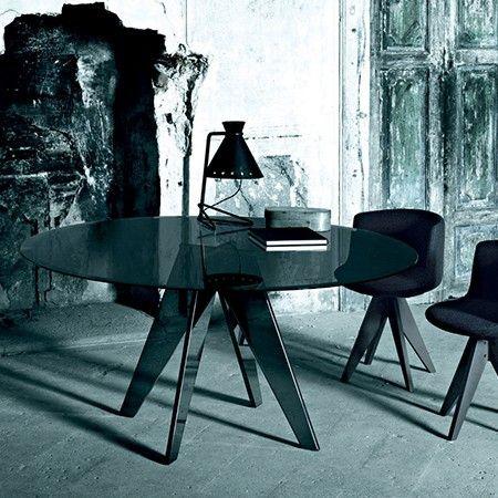 GLAS ITALIA ALISTER Design: Jean-Marie Massaud Fabrikant: Glassitalia