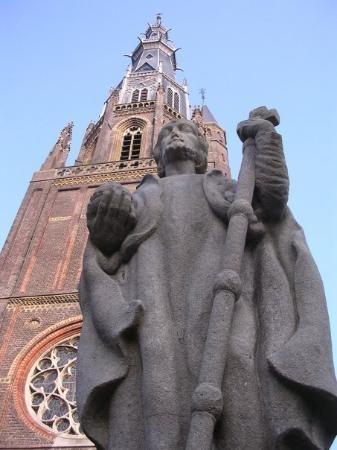 Leeuwarden, Bonifatius Church.