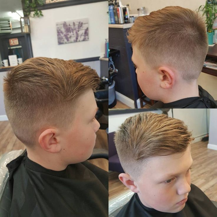 Kids haircuts can be short and easy, unique or somewhere in between. These cool haircuts for boys feature classic cuts, hot trends and all around good looks. There's no reason not to get creative with kids hair.