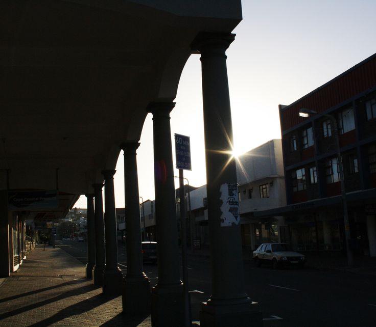 Mosselbay Town <3