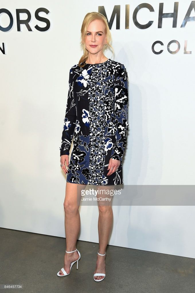 1b5ff3032c41 Nicole Kidman attends the Michael Kors Collection Spring 2018 Runway ...