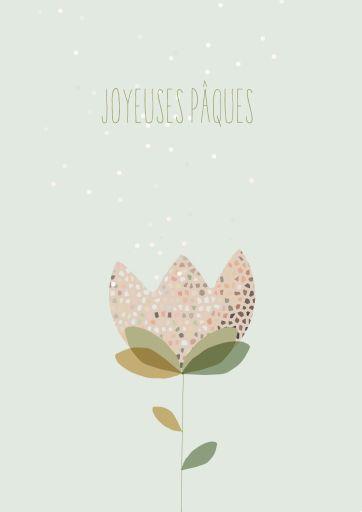 Joyeuses Pâques ! Illustration My Lovely Thing