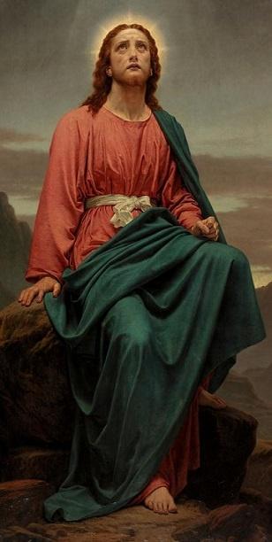 Man of Sorrows, Joseph Noel Paton