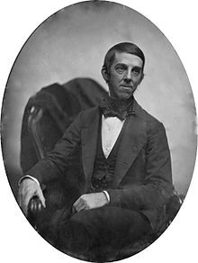 "Oliver Wendell Holmes, Sr. (August 29, 1809 – October 7, 1894) was an American physician, poet, professor, lecturer, and author. Regarded by his peers as one of the best writers of the 19th century, he is considered a member of the Fireside Poets. His most famous prose works are the ""Breakfast-Table"" series, which began with The Autocrat of the Breakfast-Table (1858). He is also recognized as an important medical reformer."