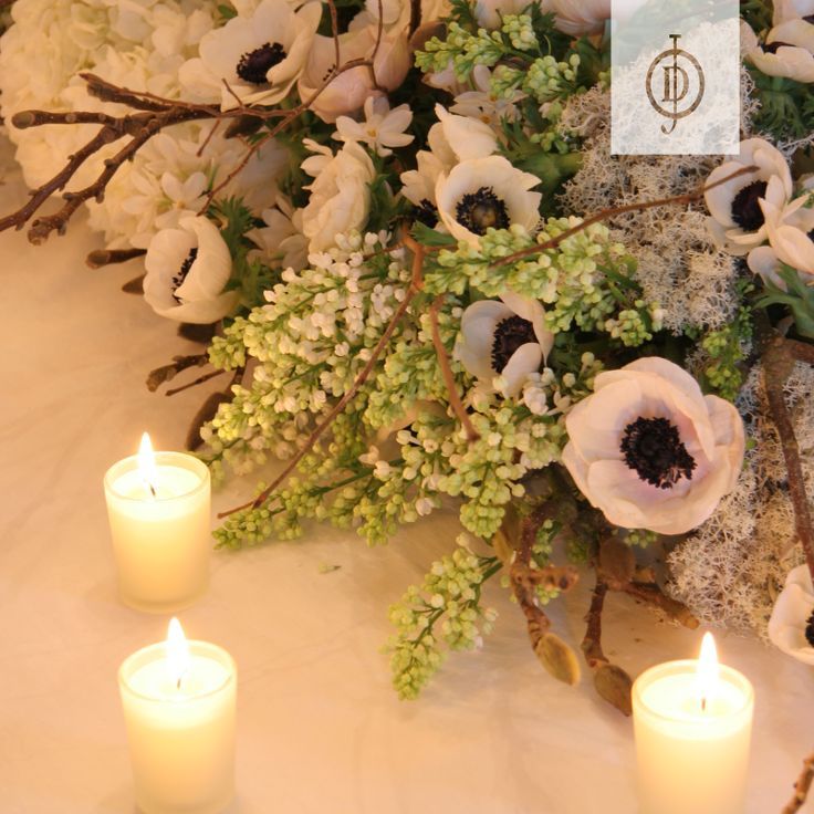 An abundance of candles can create such a romantic, dramatic vibe, what do you think? Share some of your creative ideas with us. #OttoDeJagerEvents