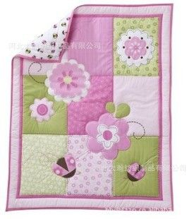 BABY GIRL CRIB QUILT PATTERNS | Sewing Patterns for Baby