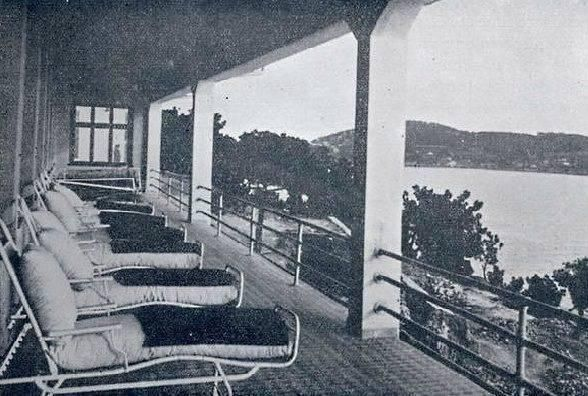 Heybeliada Sanatoryumu, 1934