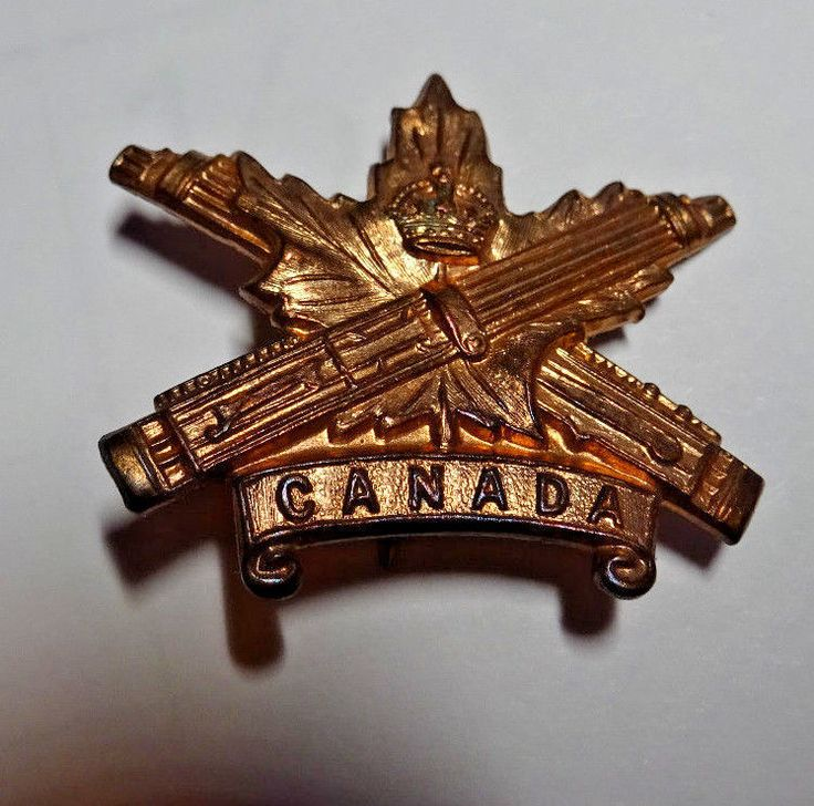 WW1 CEF Machine Gun Batallion Sweetheart  PIn