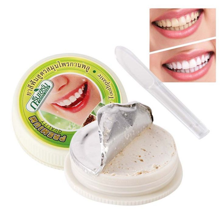 Oral Hygiene Dental Care Herbal Whitening Teeth Powder 10g/pc Kill Bacteria Remove Yellowed Teeth Smoking Stains