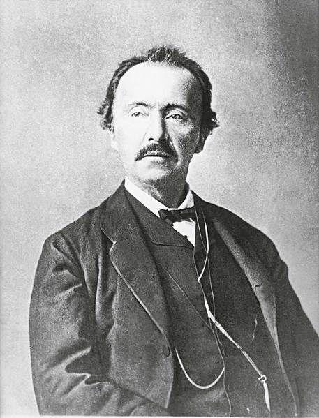 Heinrich Schliemann scoprì la cittadella di Micene.