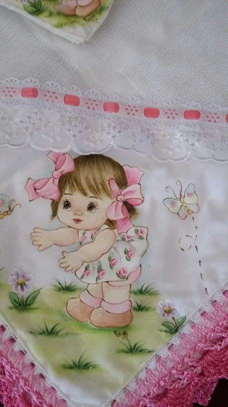 Pintura menina
