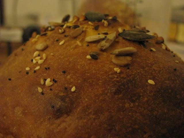 Pan de Zapallo (preparado en la máquina de pan)