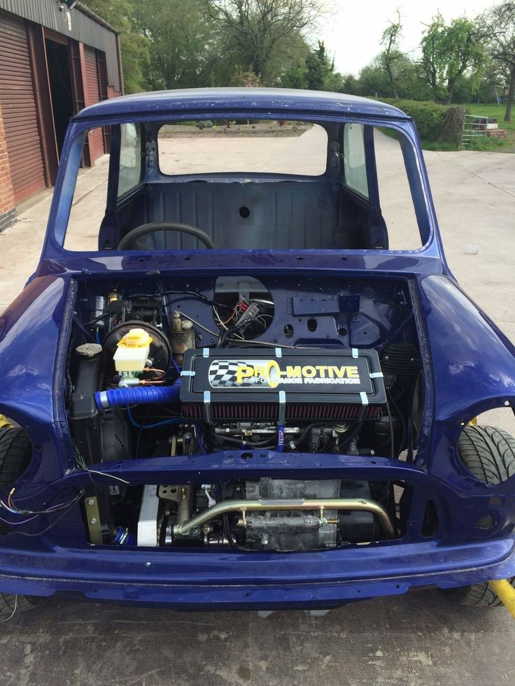 1969 Classic Mini R1 Conversion, FWD to retain the Mini Looks and ...