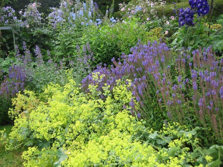 In de romantische tuin mag een indrukwekkende border niet ontbreken! Hoe je een border samenstelt, dat ontdek je hier!