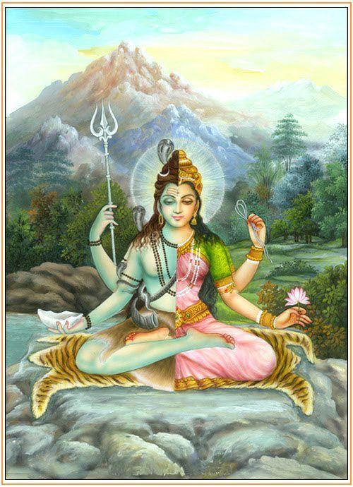 Ardhanarishwar Shiv Shakti