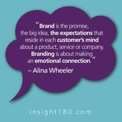 Branding Quote Brand Is The Promise The Big Idea The Stunning Branding Quotes