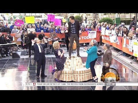 Cast Of It Shoulda Been You - Live Performance - Today Show