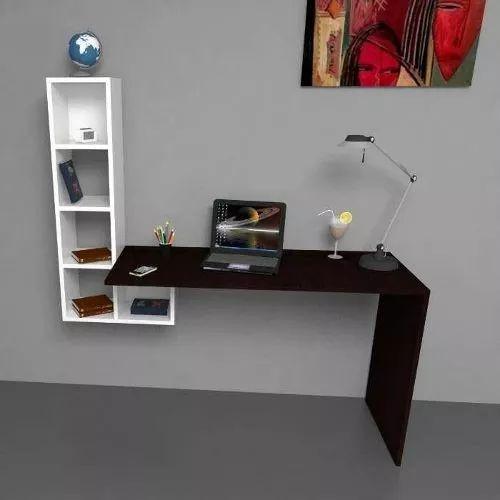 M s de 25 ideas incre bles sobre escritorio flotante en - Mueble escritorio moderno ...