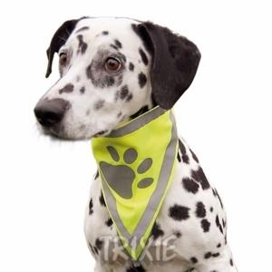 Trixie bandamka odblaskowa dla psa