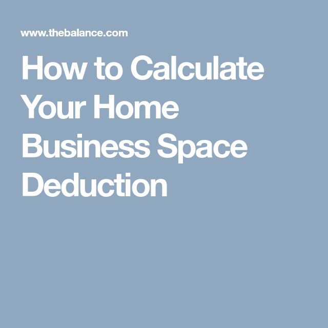 Taking A Home Office Deduction To Shrink Your Tax Bill