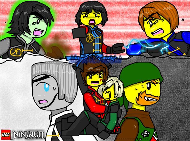 Lego Ninjago #824 By MaylovesAkidah.deviantart.com On