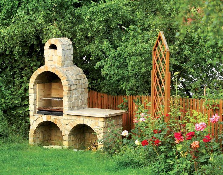 Best 20 gartengrill selber bauen ideas on pinterest au enk che selber bauen gartengrill and - Gartengrill stein ...