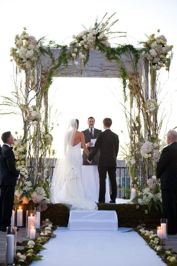 david tutera wedding decor | Amazing chuppah. David Tutera. | Wedding & Event Decor