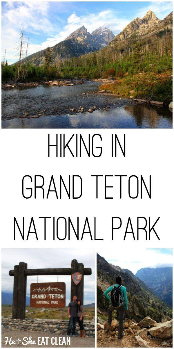 Hiking in Grand Teton National Park