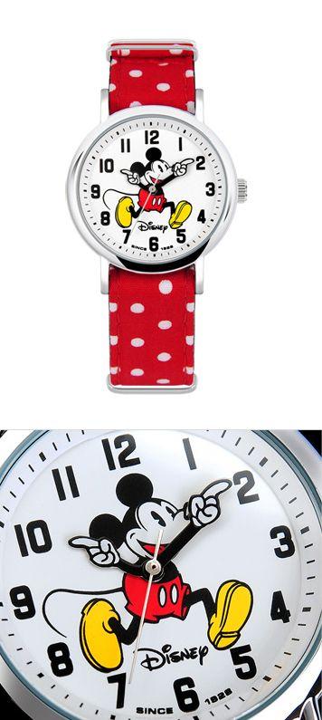 Walt Disney / Mickey Mouse Watch