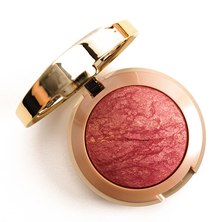 Milani Red Vino Baked Blush Review, Photos, Swatches