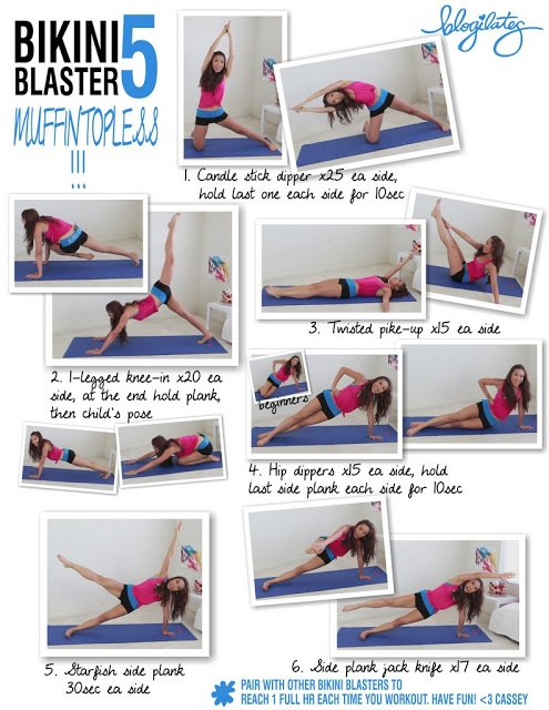 Fitness and Health: Printable Workouts