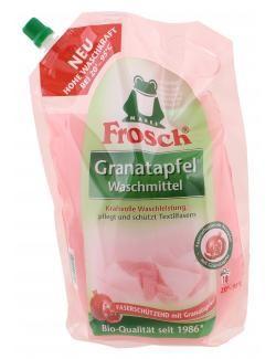 myTime Angebote Frosch Waschmittel Granatapfel 18WL: Category: Drogerie > Waschen & Putzen > Waschmittel & Textilpflege >…%#lebensmittel%