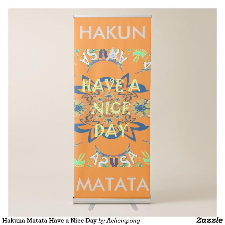 Hakuna Matata tem um dia agradável  #Hakuna Matata boas #festas #Presentes