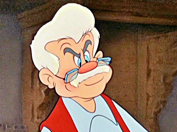 Pinocchio Father Name