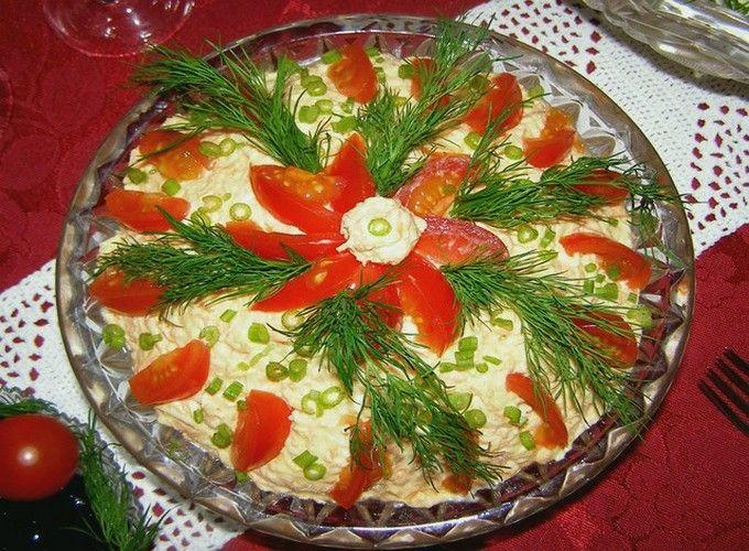 Кулинарные рецепты. салат со свининой адмирал