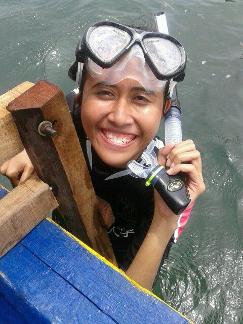 Snorkeling time, huray!!!!