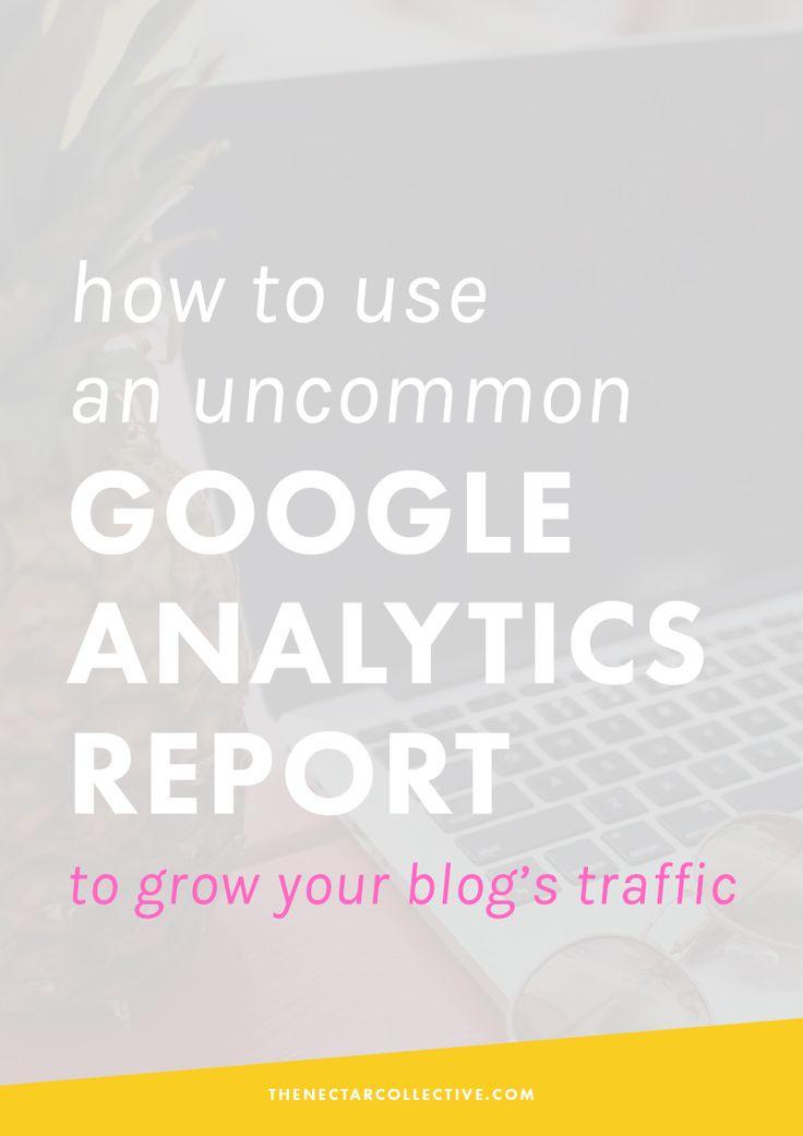 Jak używać Google Analytics dla bloga
