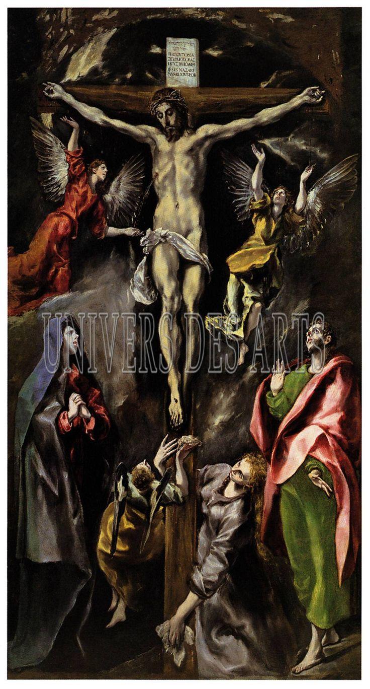 Le Greco, 4 ème centenaire de la mort du peintre en 2014 à Tolède