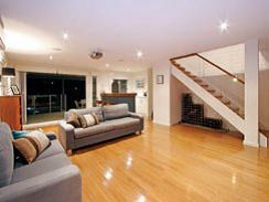 Stringybark  A blend of golden yellows and pale creamy browns, with a soft yet neutral variety of colours and grains