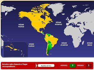 8 best geografa images on pinterest knowledge learning and mapamundi mapa interactivo con muchas actividades juegos gratis y software educativo software educativointeractive activitiesinteractive gumiabroncs Gallery