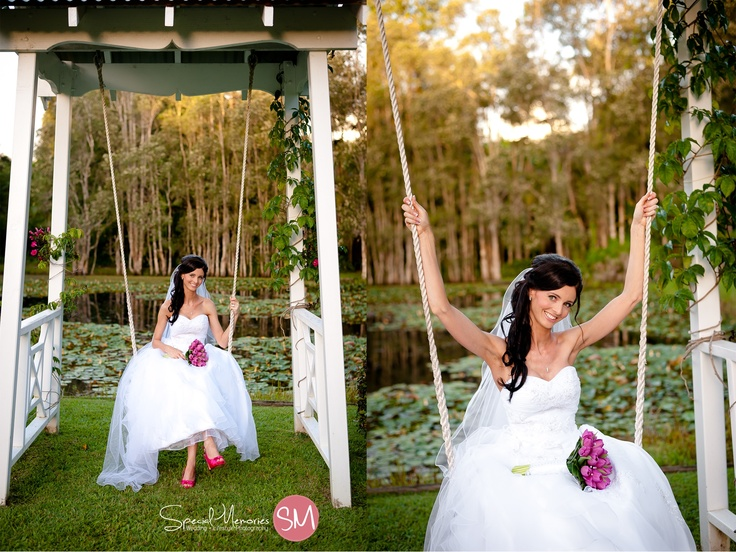 Bridal Swing - Special Memories Photography