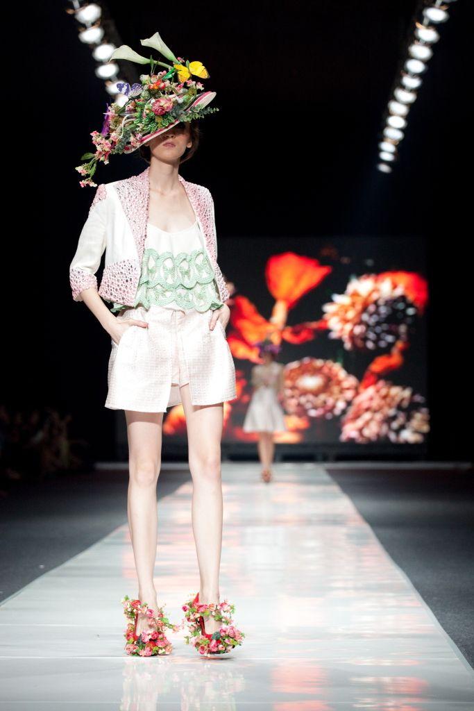 JFW 2013 Jakarta Fashion Week 2013, LPM Graduates Show - Juxtapose collection by Popo Rickky
