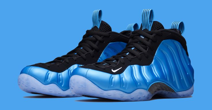 Nike Air Penny Foamposite 1 University Blue