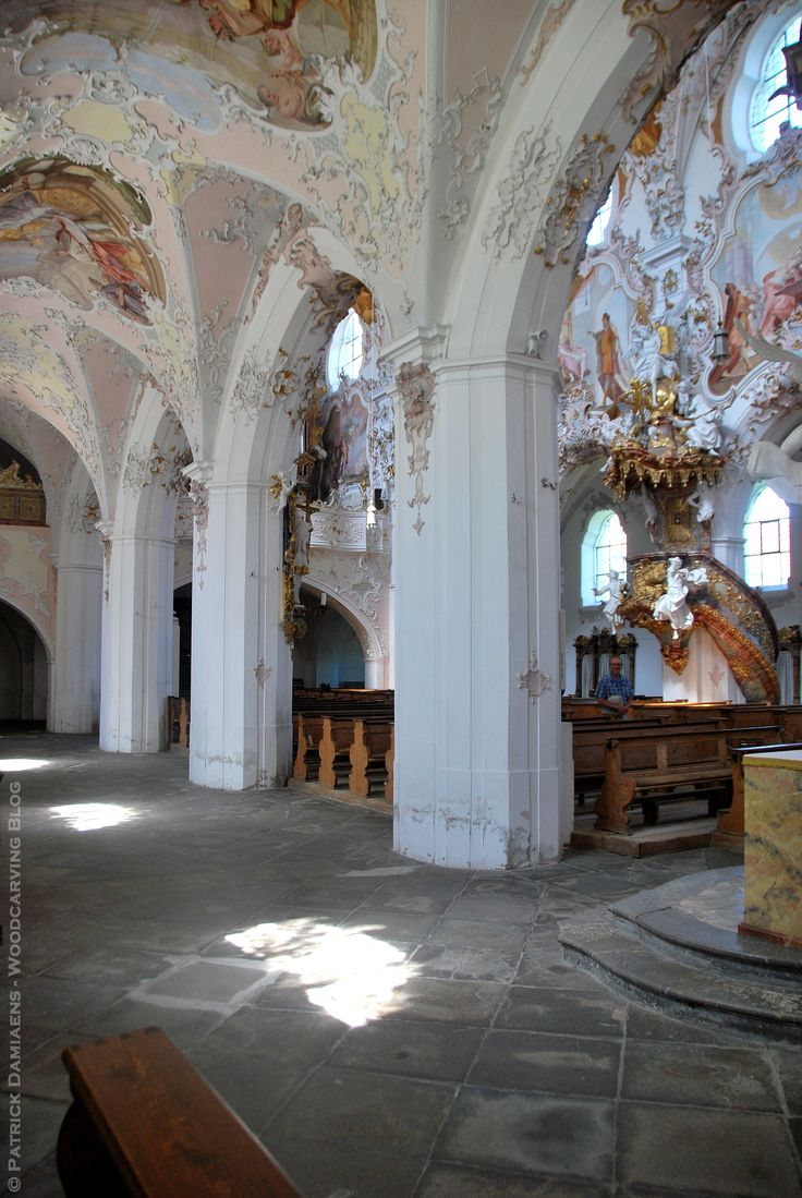 17 best images about convent church of rottenbuch german rococo interior rottenbuch abbey. Black Bedroom Furniture Sets. Home Design Ideas