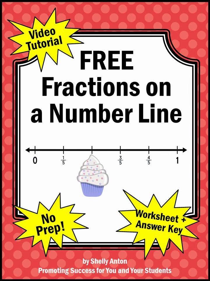 photo regarding Fractions on a Number Line Game Printable named Portion Range Line Maths Is Enjoyable - palms upon portion enjoyment