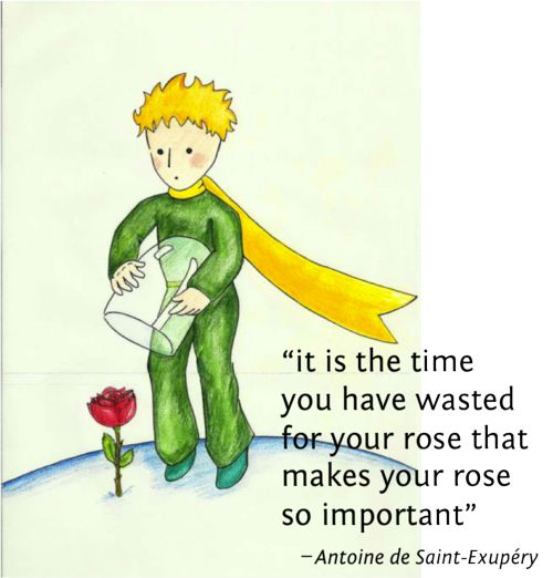 important, The Little Prince