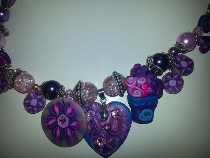 Polymer clay by Caren